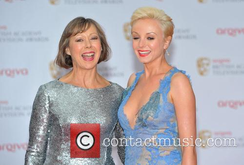 Jenny Agutter and Helen George 2