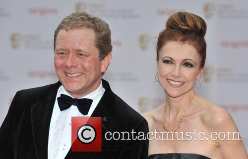 Jon Culshaw and Emma Samms 2