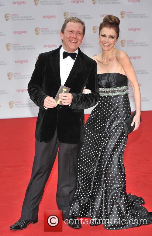 Jon Culshaw and Emma Samms 4
