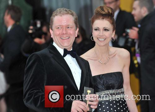 Jon Culshaw and Emma Samms 5