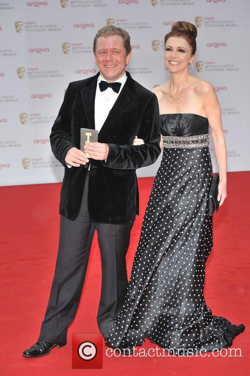 Jon Culshaw and Emma Samms 7