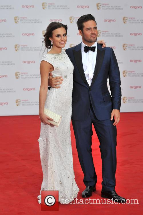 Lucy Watson and Spencer Matthews 7