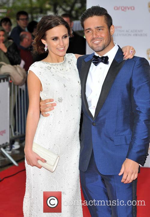 Lucy Watson and Spencer Matthews 10