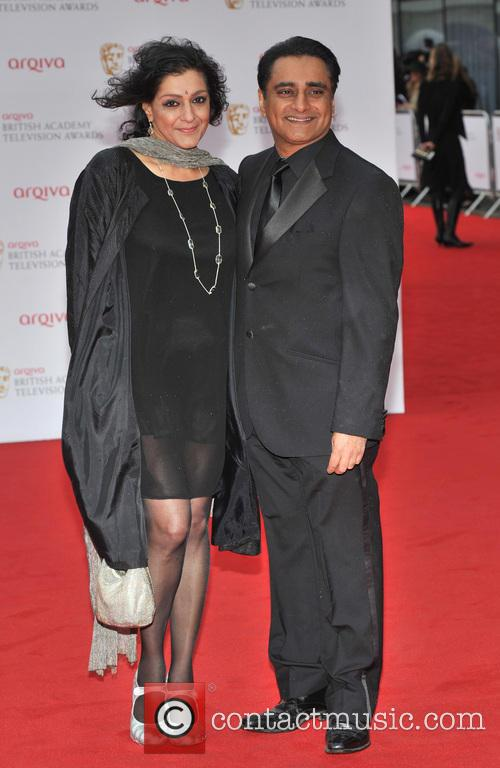 Meera Syal and Sanjeev Bhaskar 5