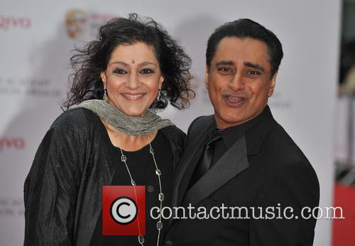 Meera Syal and Sanjeev Bhaskar 6