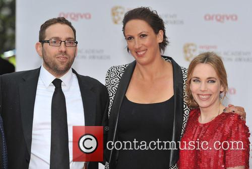Miranda Hart and Ben Caplan 9