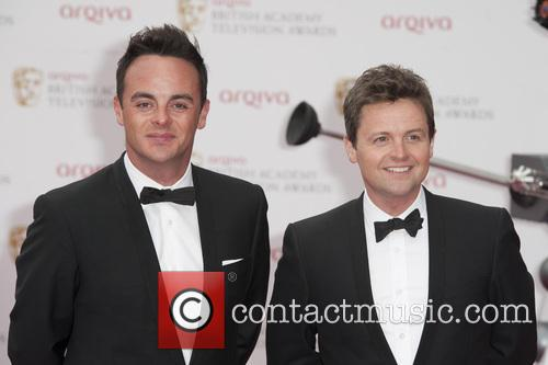 Anthony Mcpartlin and Declan Donnelly 9