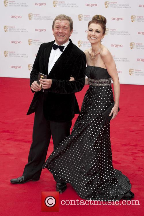 Jon Culshaw and Emma Samms 8