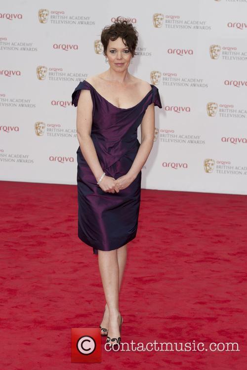 olivia colman arqiva british academy television awards 3659572