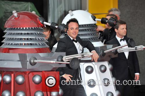 Anthony Mcpartlin, Declan Donnelly and Doctor Who