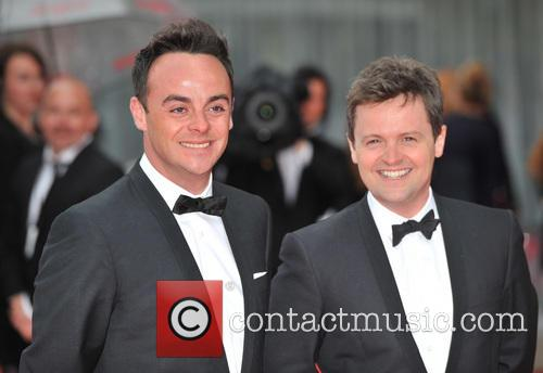 Anthony McPartlin and Declan Donnelly 13