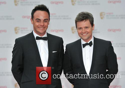 Anthony McPartlin and Declan Donnelly 14