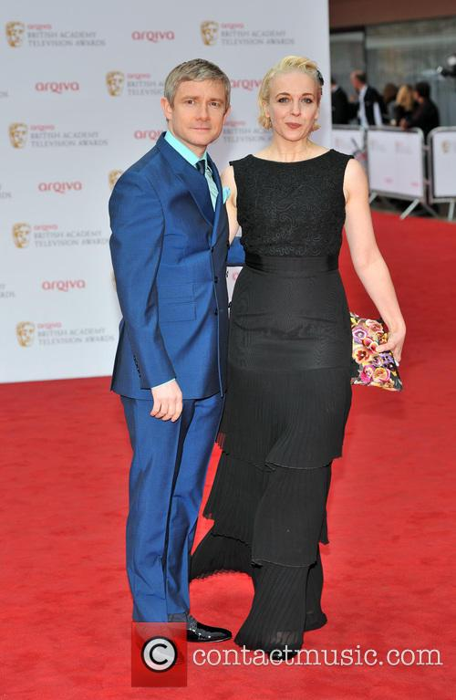 Marton Freeman and Amanda Abbington 3