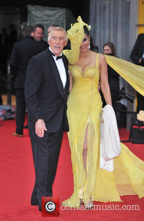 Bruce Forsyth and Wilnelia Merced 2