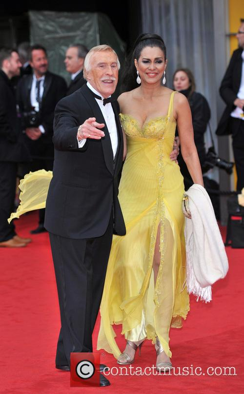 Bruce Forsyth and Wilnelia Merced 4