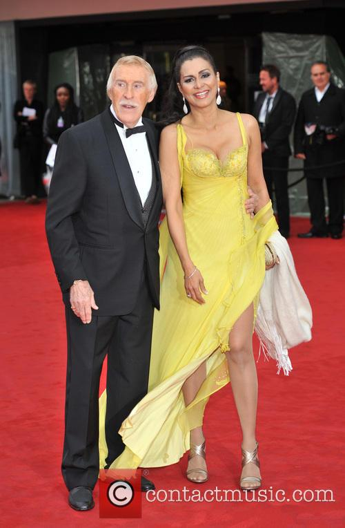 Bruce Forsyth and Wilnelia Merced 7