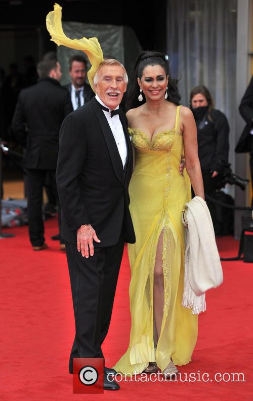 Bruce Forsyth and Wilnelia Merced 9