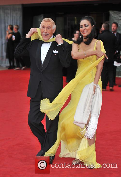 Bruce Forsyth and Wilnelia Merced 10
