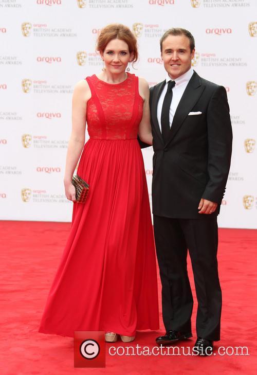 Jennie Mcalpine and Alan Halsall 4