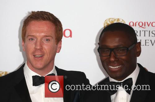Damian Lewis and David Harewood 1