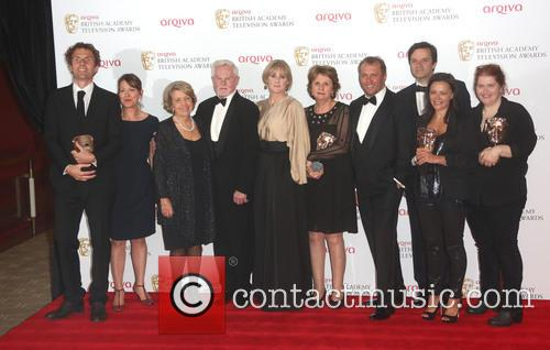 The Arqiva British Academy Television Awards (BAFTA's) 2013