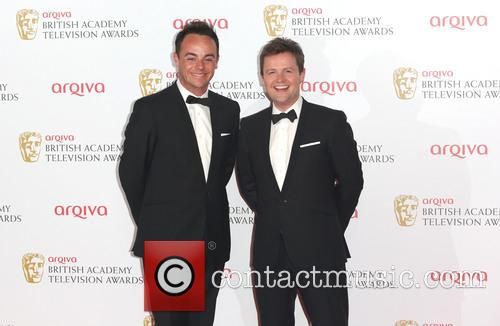 Ant, Dec, Anthony Mcpartlin and Declan Donnelly 2