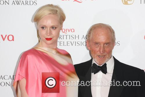 Gwendoline Christie and Charles Dance 2