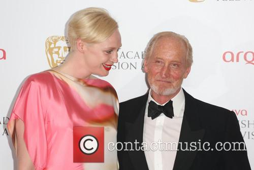 Gwendoline Christie and Charles Dance 4