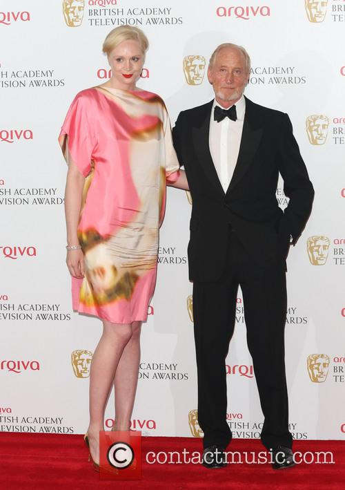Gwendoline Christie and Charles Dance 6