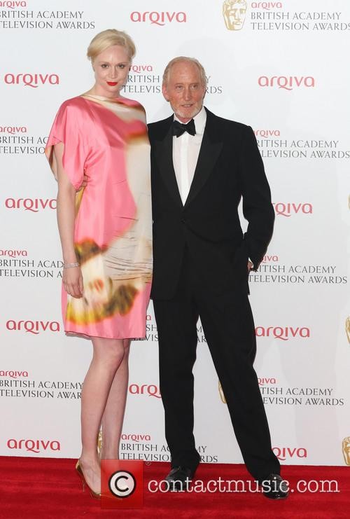 Gwendoline Christie and Charles Dance 7
