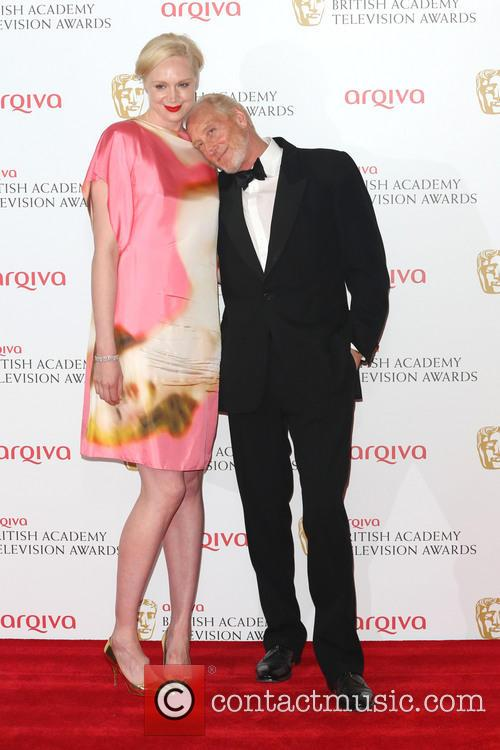 Gwendoline Christie and Charles Dance 8