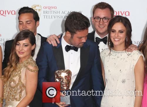 Louise Thompson, Spencer Matthews, Louise Watson and Francis Boulle 5