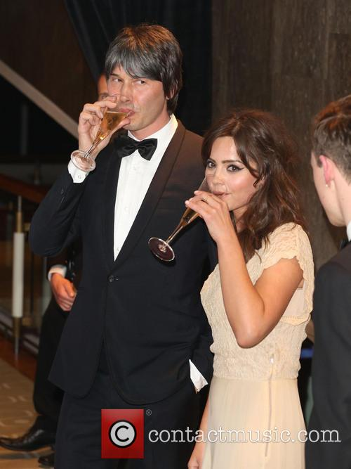 Brian Cox and Jenna-louise Coleman 2