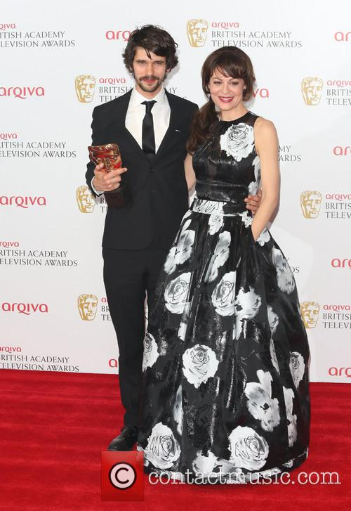 Helen Mccrory and Ben Whishaw 4