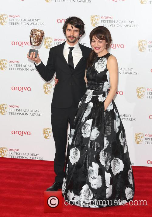 Helen Mccrory and Ben Whishaw 6