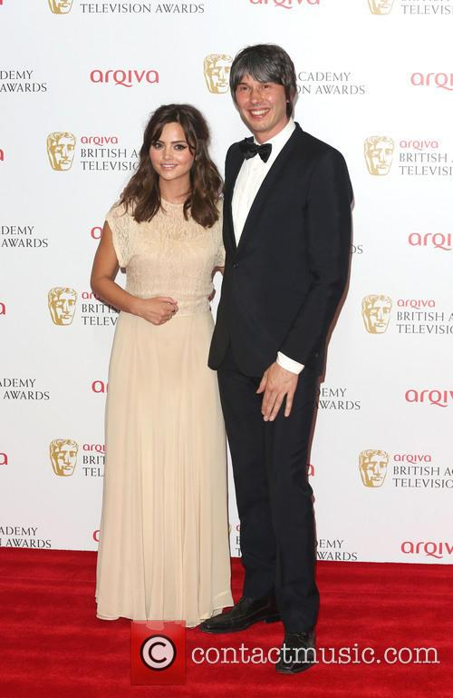Jenna-louise Coleman and Brian Cox 5
