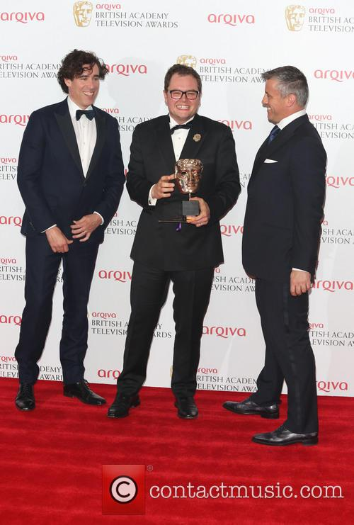 Matt Le Blanc, Stephen Mangan and Alan Carr 3