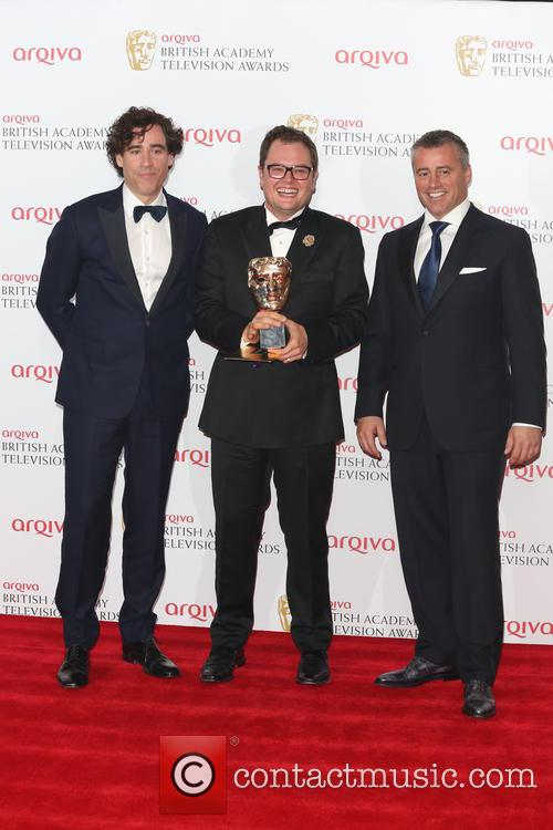 Matt Le Blanc, Stephen Mangan and Alan Carr 1