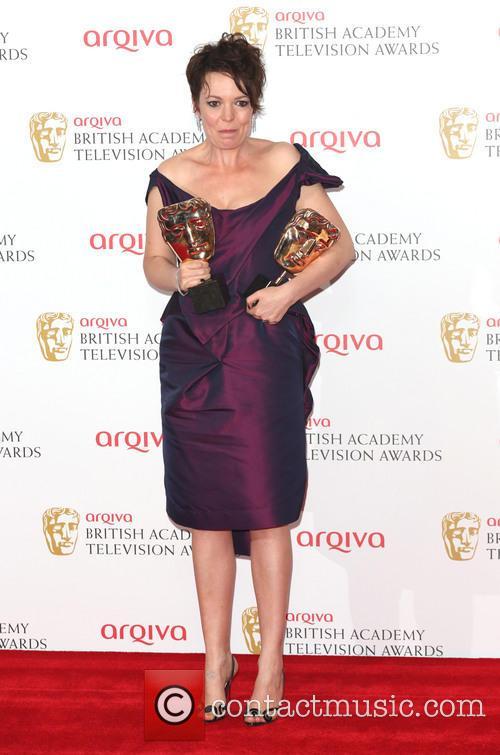Olivia Colman, BAFTAs