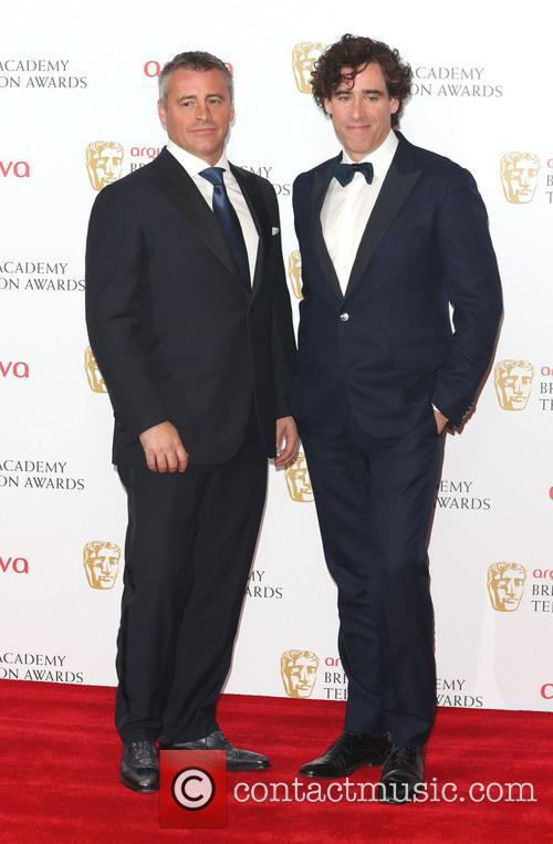 Matt Le Blanc and Stephen Mangan 6
