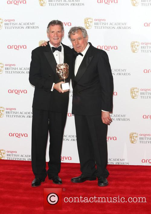 Michael Palin and Terry Jones 5