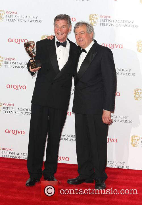 Michael Palin and Terry Jones 8