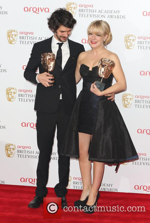 Sheridan Smith and Ben Whishaw