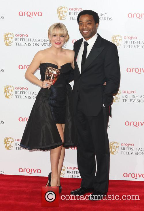 Sheridan Smith and Chiwetel Ejiofor 1