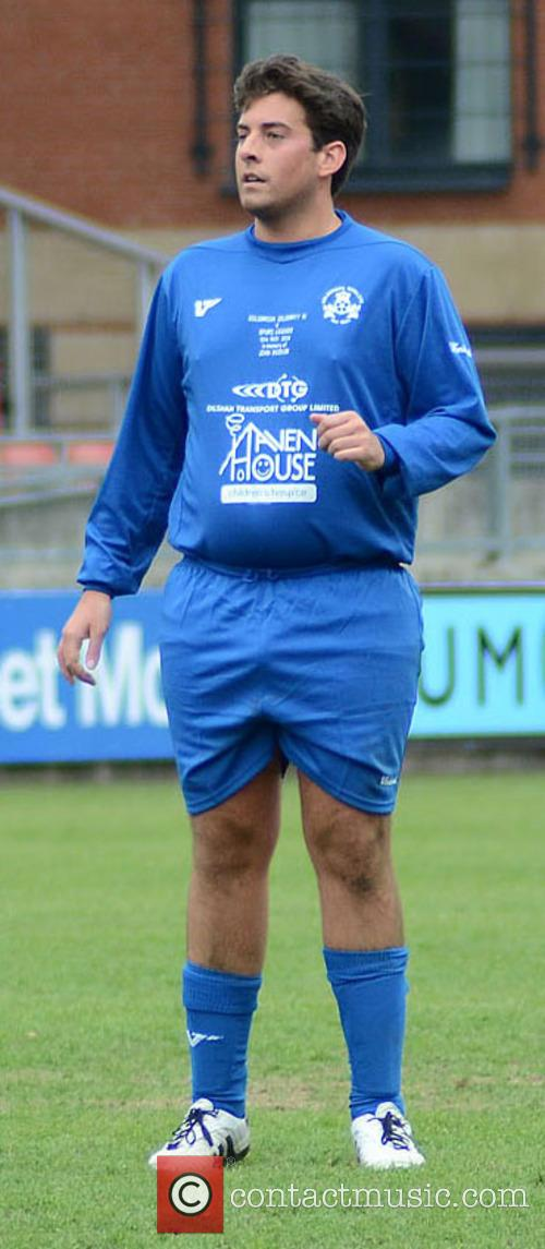 james argent haven house charity football match 3658863