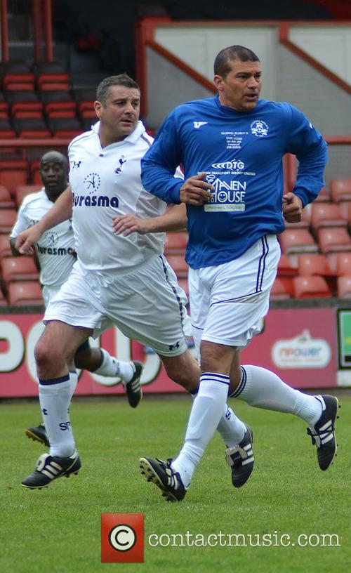tamer hassan haven house charity football match 3658867
