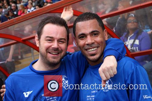 Danny Dyer and MC Harvey 1