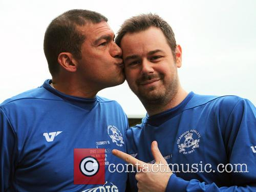 Tamer Hassan and Danny Dyer