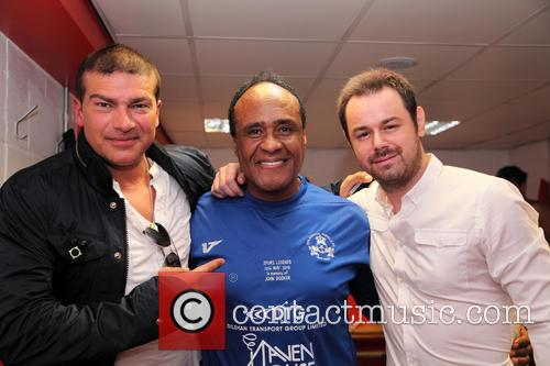 Tamer Hassan, Ray Lewis and Danny Dyer 2