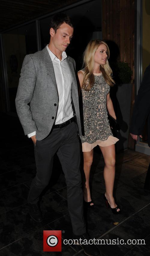 Manchester United, Jonny Evans and Girlfriend Helen Mcconnell 9